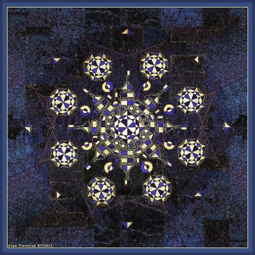 Industrial Mandala (version 4)